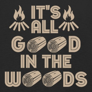 Its all Good in the Woods - Kids' Premium Longsleeve Shirt