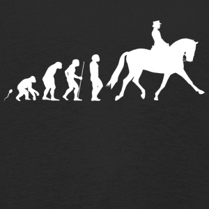 horse riding - Kids' Premium Longsleeve Shirt