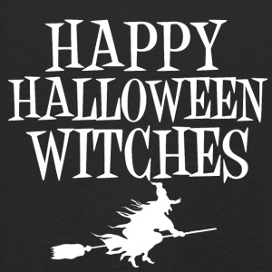Happy Halloween Witches Witch Whale Night Spirit - Kids' Premium Longsleeve Shirt