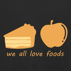 Thanks Giving November Erntedank Celebrate food - Kids' Premium Longsleeve Shirt