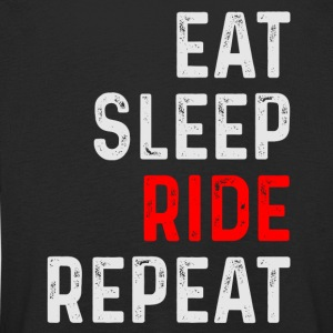 RIDE REPEAT - T-shirt manches longues Premium Enfant