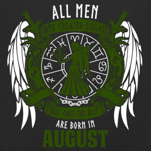 All men are equal zodiac birthday - Kids' Premium Longsleeve Shirt