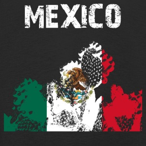 Nation-Design Mexico Opuntia - Kids' Premium Longsleeve Shirt