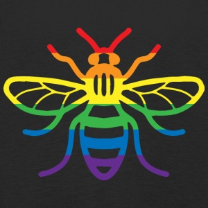 Gay Pride Bee - Kids' Premium Longsleeve Shirt