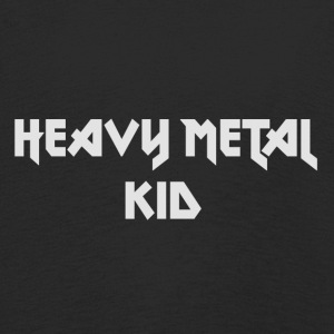 heavy metal kid - Kinder Premium Langarmshirt
