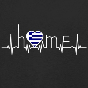 i love home homeland Greece - Kids' Premium Longsleeve Shirt