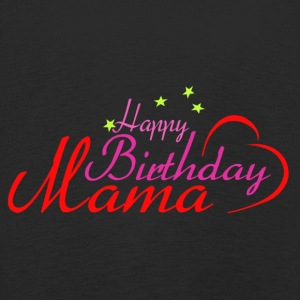 Happy Birthday Mama - Kinder Premium Langarmshirt