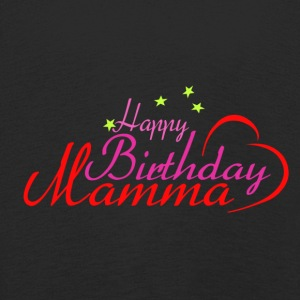 Happy Birthday Mamma - Kinder Premium Langarmshirt
