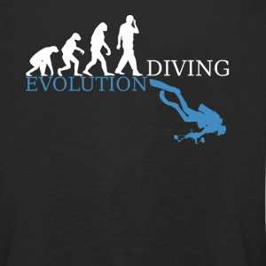Evolution Diving - Kinder Premium Langarmshirt