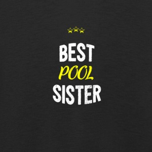Distressed - BEST SISTER POOL - T-shirt manches longues Premium Enfant
