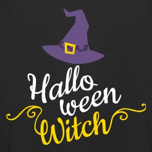 Halloween Witch Cap - Kids' Premium Longsleeve Shirt