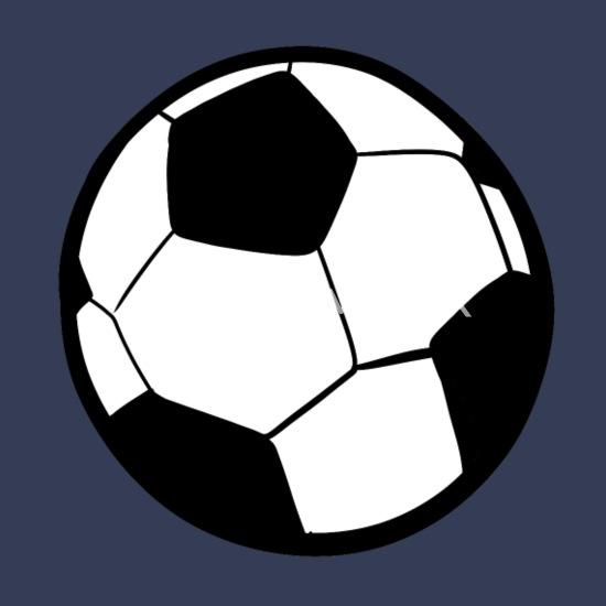 Comic Fussball Kinder Premium Langarmshirt Spreadshirt