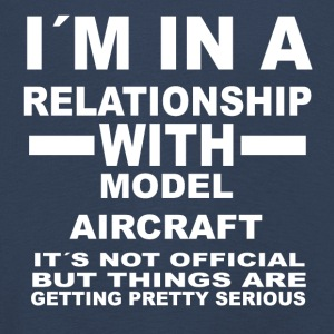 Relationship with MODEL AIRCRAFT - Kids' Premium Longsleeve Shirt