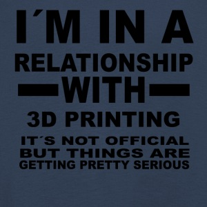 Relationship with 3D PRINTING - Kids' Premium Longsleeve Shirt