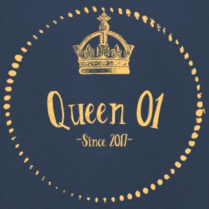 Queen 01 - Premium langermet T-skjorte for barn