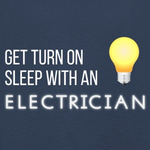 Electricians: Get turn on sleep with at Electrician - Kids' Premium Longsleeve Shirt