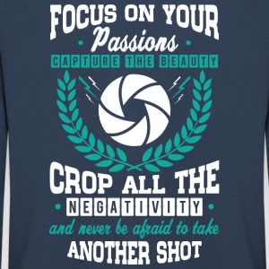 FOCUS On Your PASSION - Kids' Premium Longsleeve Shirt