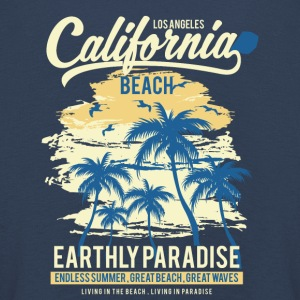 California Beach: endless summer, great beach! - Kinder Premium Langarmshirt