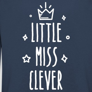 Little miss clever - Kids' Premium Longsleeve Shirt