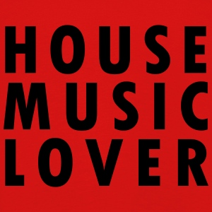 House Music Lover - Premium langermet T-skjorte for barn