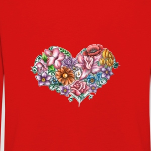 the symbol of the delicacy and joy - Kids' Premium Longsleeve Shirt