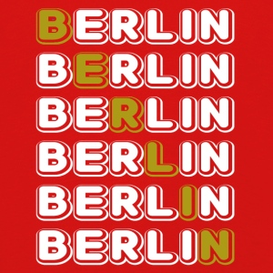 Berlin white - Kids' Premium Longsleeve Shirt
