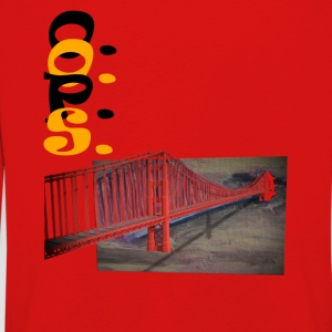 Golden gate - Kids' Premium Longsleeve Shirt