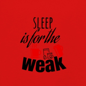 Sleep is for the weak - Kids' Premium Longsleeve Shirt
