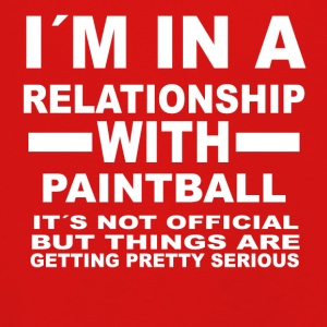 Relationship with PAINTBALL - Kids' Premium Longsleeve Shirt