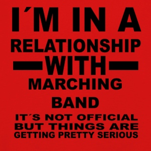 Relationship with MARCHING BAND - Kids' Premium Longsleeve Shirt