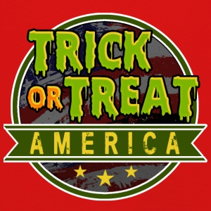 Trick or Treat Halloween in America - Kinder Premium Langarmshirt