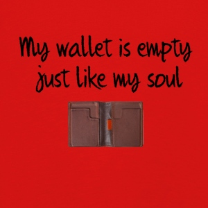 My wallet is empty - Kids' Premium Longsleeve Shirt