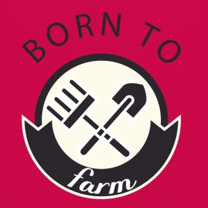 Farmer / Farmer / Farmer: Born To Farm. - Kids' Premium Longsleeve Shirt