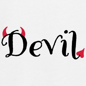 6061912 118998807 Devil - Teenager Premium Langarmshirt