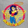 DC Super Hero Girls Wonder Woman Lasso Magique - T-shirt manches longues Premium Ado