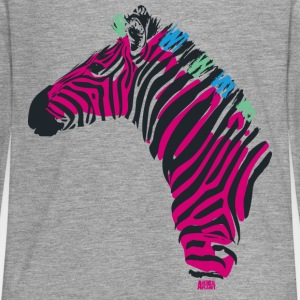 Animal Planet Teenager Longsleeve Shirt Zebra