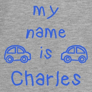 CHARLES MY NAME IS - T-shirt manches longues Premium Ado