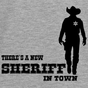 SHERIFF - Teenagers' Premium Longsleeve Shirt