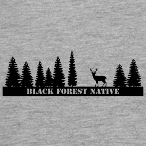 Black Forest Native - Teenagers' Premium Longsleeve Shirt