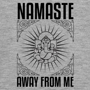NAMASTE IN BED ELEPHANT - Teenagers' Premium Longsleeve Shirt