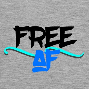 Free as fuck - Teenagers' Premium Longsleeve Shirt