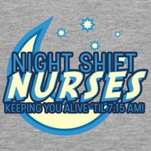 Krankenschwester: Night Shift Nurses Keeping You - Teenager Premium Langarmshirt