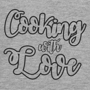 Chef / Chef Cook: Cooking With Love - Teenagers' Premium Longsleeve Shirt