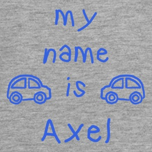 AXEL MY NAME IS - T-shirt manches longues Premium Ado