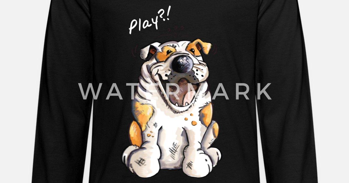 Complètement et trop extrême Bulldog Anglais - Bulldogs - Chien - Cadeau T-shirt manches &VS_68