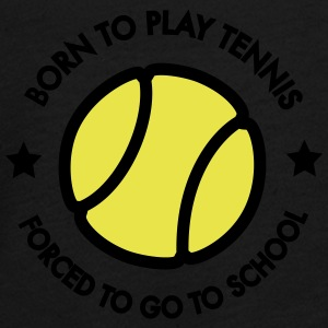 Tennis Kid - Teenager Premium Langarmshirt