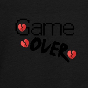 game over - Premium langermet T-skjorte for tenåringer