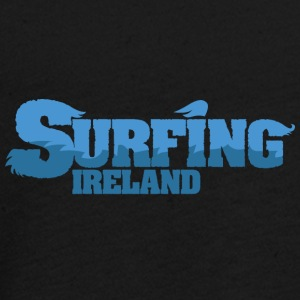 IRLAND Surfing Water Country - Premium langermet T-skjorte for tenåringer