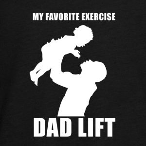 Dad Lift - Teenager Premium Langarmshirt