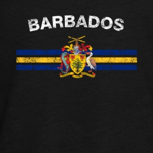 Barbadian or Bajuns Flag Shirt - Barbadian or Baju - Teenagers' Premium Longsleeve Shirt